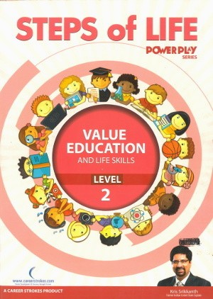 Britannica Steps of Life Value Education And Life Skills Class 2