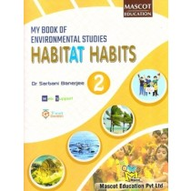 Mascot Education My Book of Environmental Studies Habitat Habits Class 2