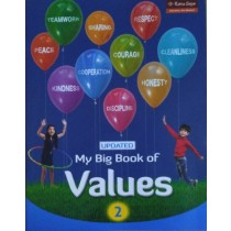 Ratna Sagar My Big Book of Values Class 2