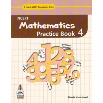 S. Chand NCERT Mathematics Practice Book 4