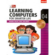 MTG Learning Computers For Smarter Life Class 4