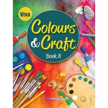 Viva Colours And Craft For Class 8