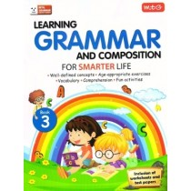MTG Learning Grammar and Composition For Smarter Life Class 3
