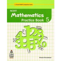 S. Chand NCERT Mathematics Practice Book 5