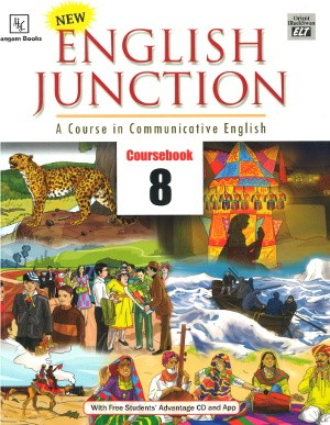 Orient Blackswan New English Junction Coursebook For Class 8