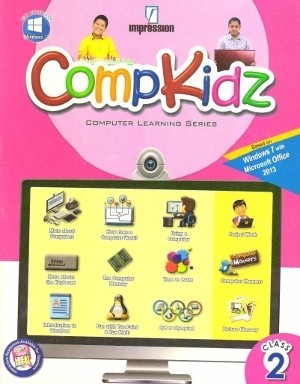 Compkidz Computer Learning Series Class 2