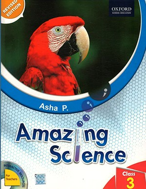 Oxford Amazing Science For Class 3