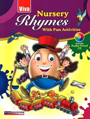 Viva Nursery Rhymes With Fun Activities