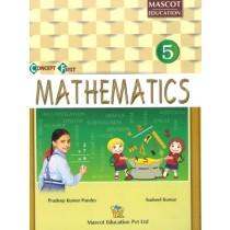 Concept First Mathematics Class 5