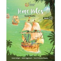 Indiannica Learning Time Tales Social Studies For Class 4