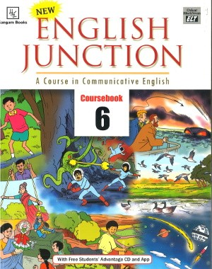 Orient Blackswan New English Junction Coursebook For Class 6