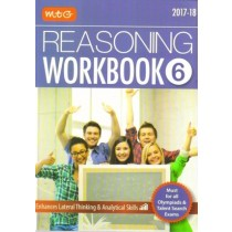 MTG Olympiad Reasoning Workbook Class 6