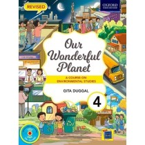 Oxford Our Wonderful Planet for Class 4