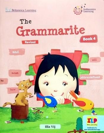 Britannica The Grammarite Class 4