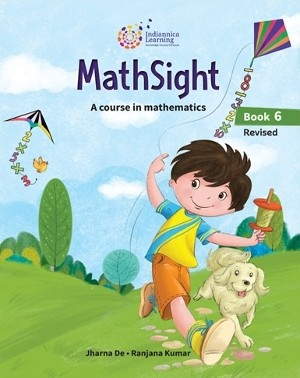 Indiannica Learning MathSight Class 6