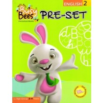 Acevision Busy Bees Pre-Set English Book 2