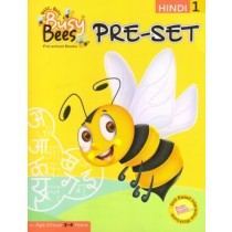 Acevision Busy Bees Pre-Set Hindi Book 1