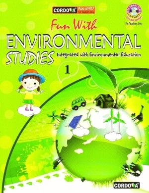 Cordova Learning Fun with Environmental Studies Book 1