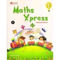 Macmillan Maths Xpress Class 2