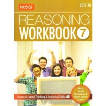 MTG Olympiad Reasoning Workbook Class 7