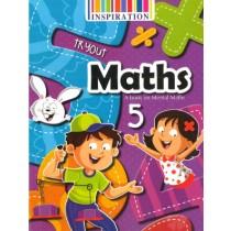 Tryout Maths A book on Mental Maths Class 5