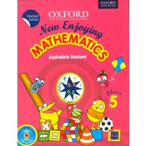 Oxford New Enjoying Mathematics Class 5