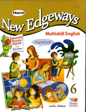 Prachi New Edgeways Multiskill English For Class 6