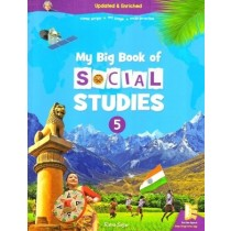Ratna Sagar My Big Book of Social Studies Book 5