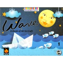 Wave A Book Of Art & Craft For Class 1