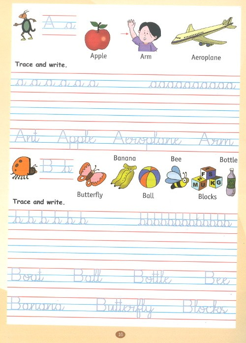 Viva Write It Right Cursive Handwriting For Class 1