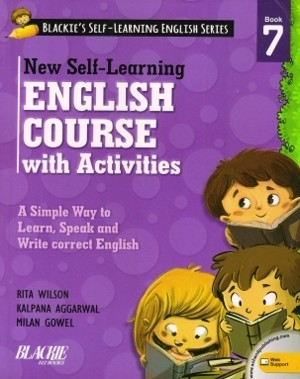 Self-Learning English Course With Activities Book 7