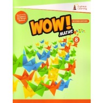 Eupheus Learning Wow Maths Book 8