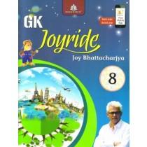 Madhubun GK Joyride Book 8