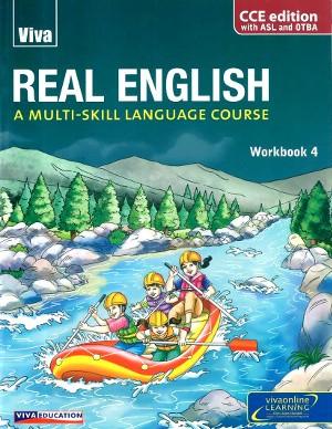 Viva Real English Work book 4 – A multi-skill language course
