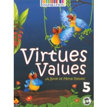 Virtues Values A book of Moral Values Class 5