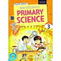 Oxford New Integrated Primary Science Book 3
