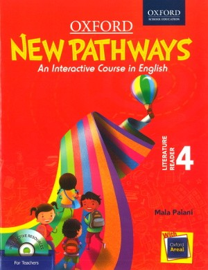 Oxford New Pathways Literature Reader For Class 4