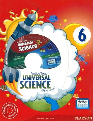 Pearson Active Teach Universal Science Class 6 by Natasha Mehta