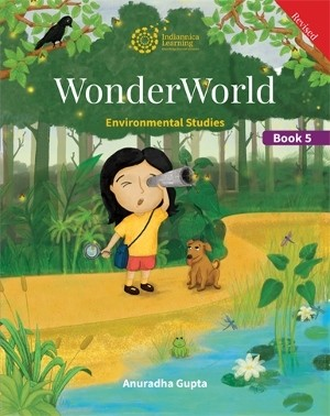 Indiannica Learning Wonder World Environmental Studies Class 5