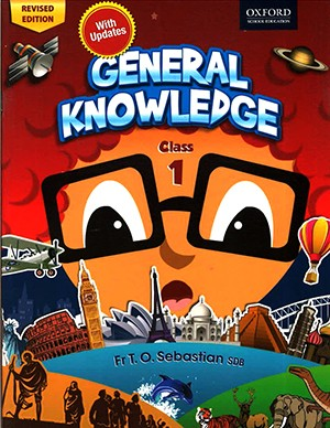 Oxford General Knowledge For Class 1