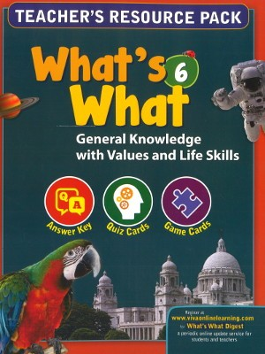 Viva What's What General Knowledge Class 6 Solutions