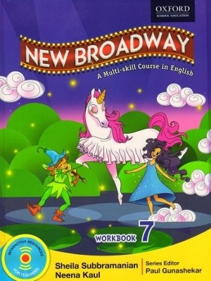Oxford New Broadway English Workbook 7