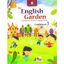 My English Garden Coursebook Class 1