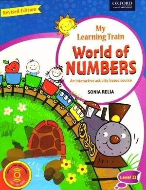 Oxford My Learning Train World of Numbers Level II