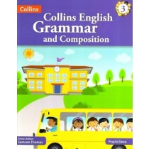 Collins English Grammar and Composition Class 3