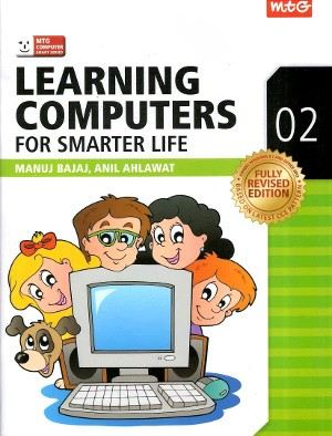 MTG Learning Computers For Smarter Life Class 2