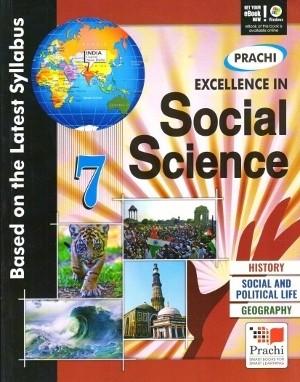 Prachi Social Science For Class 7
