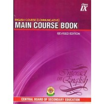 CBSE Interact In English Main Course Book Class 9