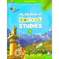 Ratna Sagar My Big Book of Social Studies Book 4