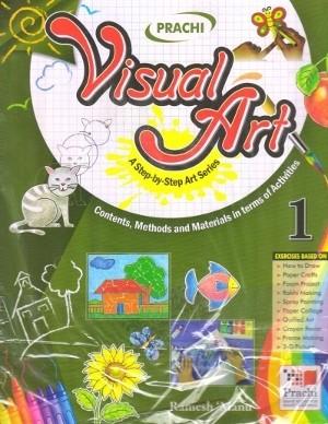 Prachi Visual Art Class 1